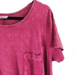 Lula Roe | Acid Wash Dress